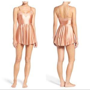 Free People Movement Peach Iris Dance Dress
